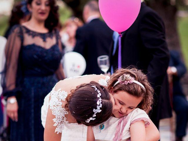 La boda de Sergio y Tamara en Yepes, Toledo 41