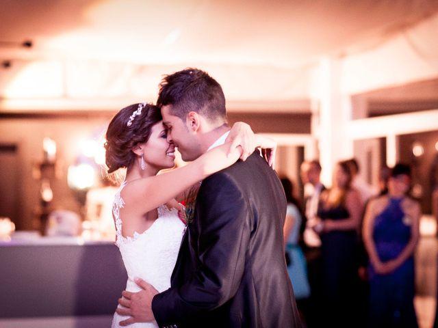La boda de Sergio y Tamara en Yepes, Toledo 60