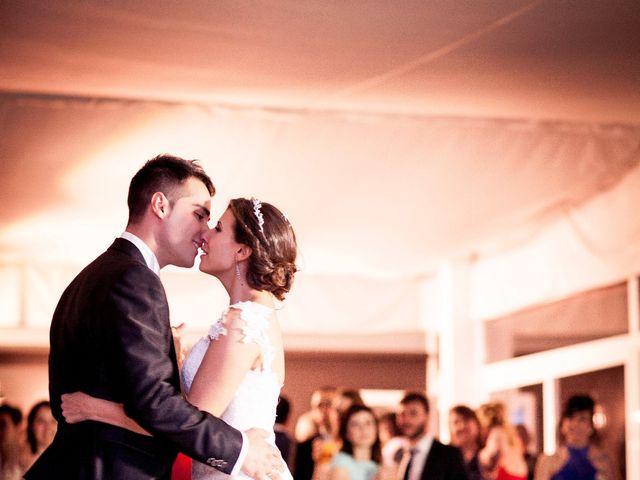 La boda de Sergio y Tamara en Yepes, Toledo 61