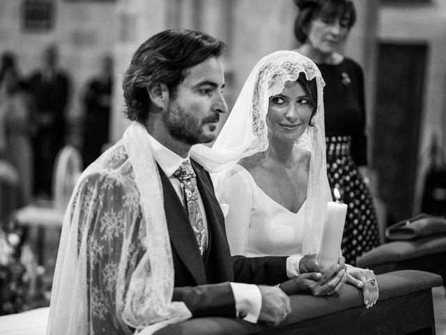 La boda de Mercedes y José Ramón