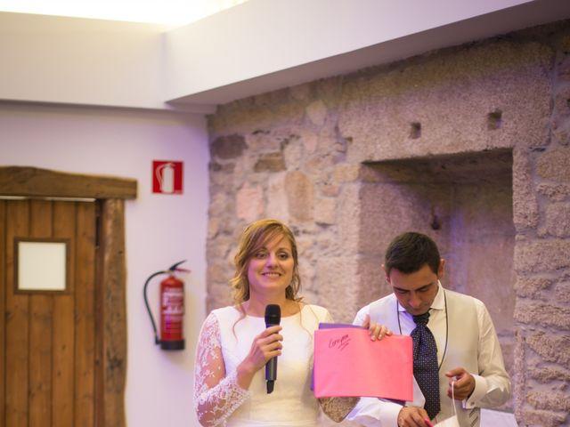 La boda de Toño y Sonia en Sarria (Casco Urbano), Lugo 3