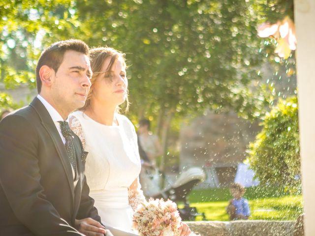 La boda de Toño y Sonia en Sarria (Casco Urbano), Lugo 6
