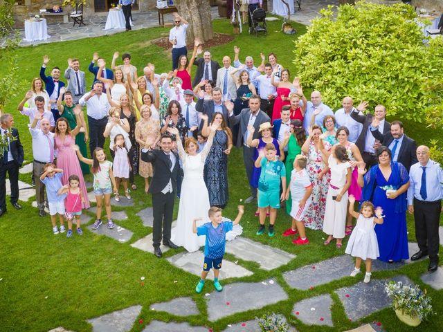 La boda de Toño y Sonia en Sarria (Casco Urbano), Lugo 7