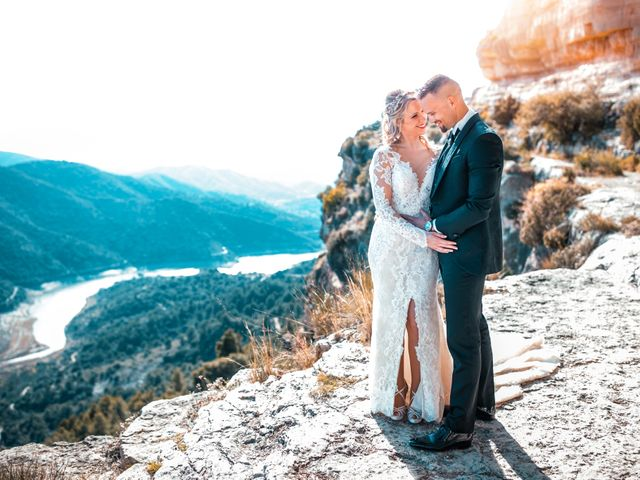 La boda de Nacor  y Tamara  en Montferri, Tarragona 42