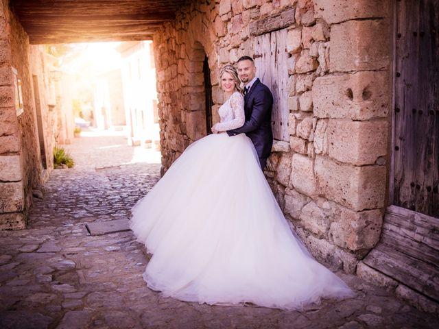 La boda de Nacor  y Tamara  en Montferri, Tarragona 43