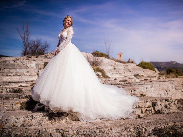 La boda de Nacor  y Tamara  en Montferri, Tarragona 44