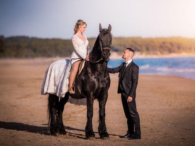 La boda de Nacor  y Tamara  en Montferri, Tarragona 48