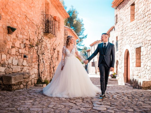 La boda de Nacor  y Tamara  en Montferri, Tarragona 54