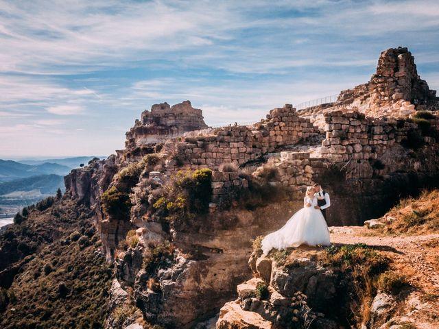 La boda de Nacor  y Tamara  en Montferri, Tarragona 55