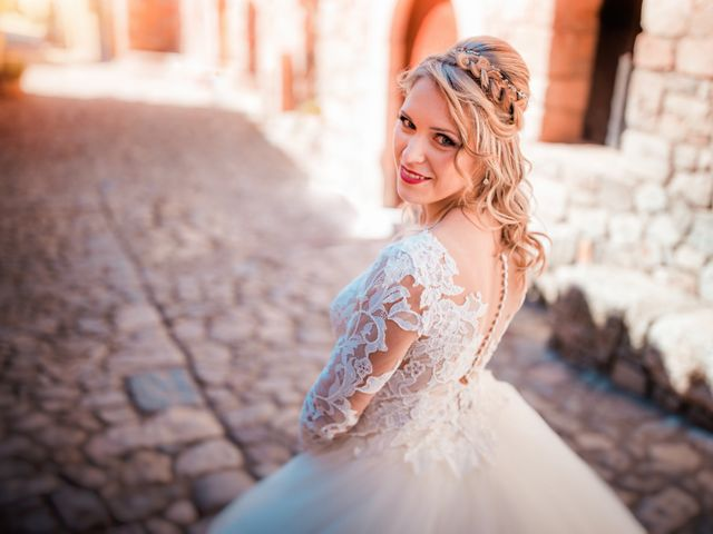 La boda de Nacor  y Tamara  en Montferri, Tarragona 56