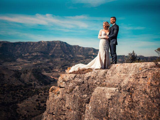 La boda de Nacor  y Tamara  en Montferri, Tarragona 65