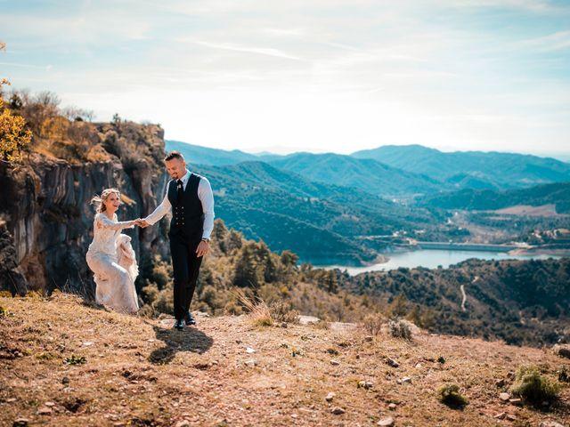 La boda de Nacor  y Tamara  en Montferri, Tarragona 67