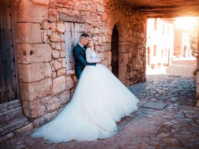 La boda de Nacor  y Tamara  en Montferri, Tarragona 76