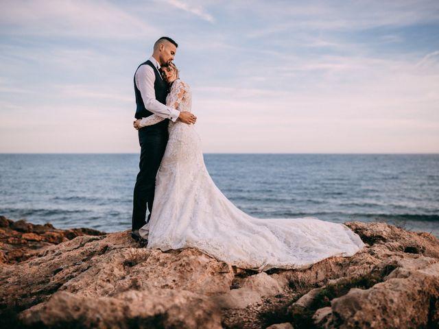 La boda de Nacor  y Tamara  en Montferri, Tarragona 86
