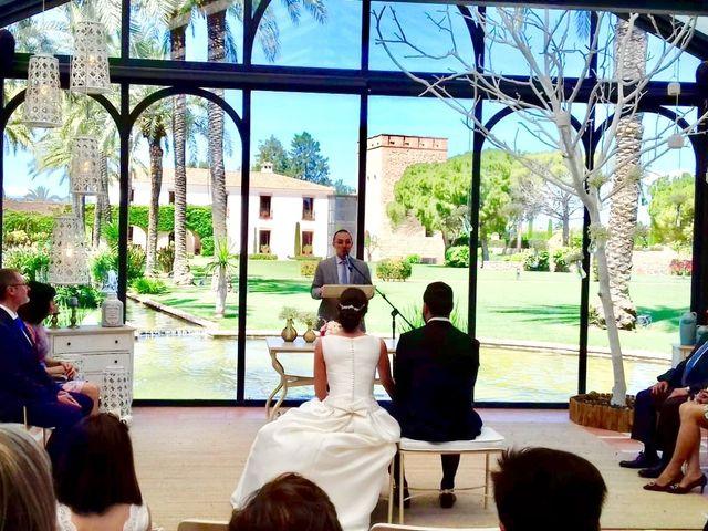 La boda de Meli y Sergio en El Puig, Valencia 1