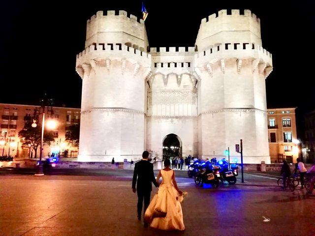 La boda de Sergio y Meli