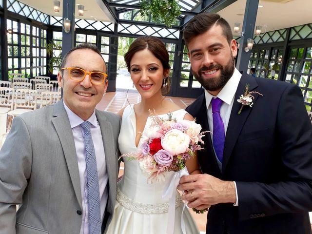 La boda de Meli y Sergio en El Puig, Valencia 6