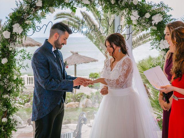 La boda de David y Maria en Vilanova I La Geltru, Barcelona 5