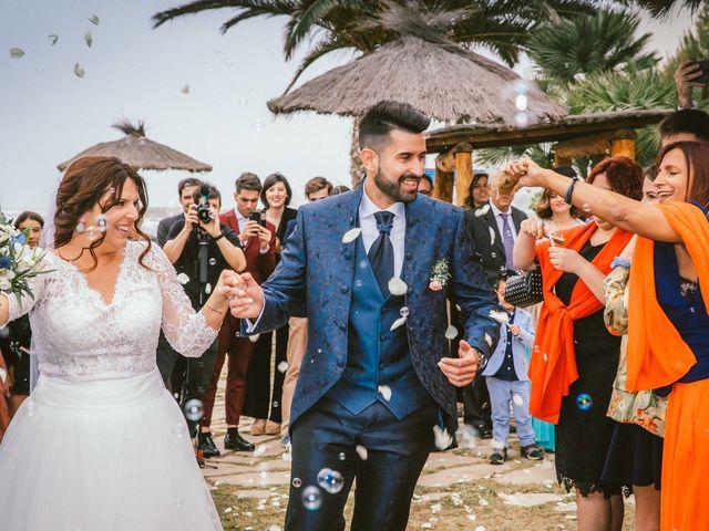 La boda de David y Maria en Vilanova I La Geltru, Barcelona 6