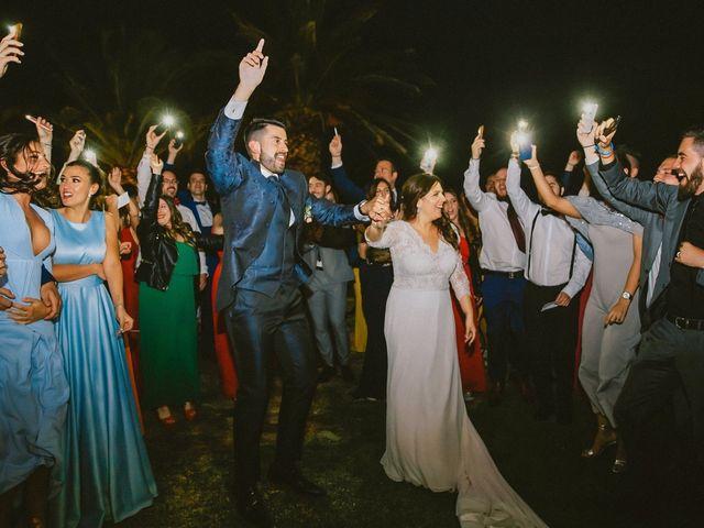 La boda de David y Maria en Vilanova I La Geltru, Barcelona 10