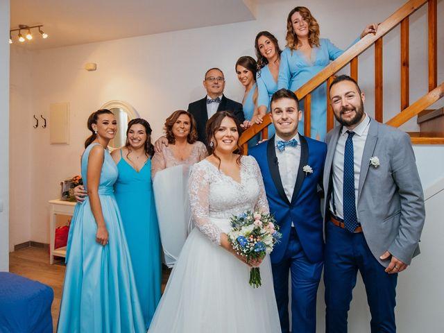 La boda de David y Maria en Vilanova I La Geltru, Barcelona 14