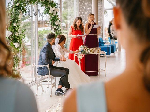 La boda de David y Maria en Vilanova I La Geltru, Barcelona 15