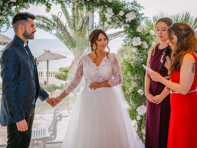 La boda de David y Maria en Vilanova I La Geltru, Barcelona 16