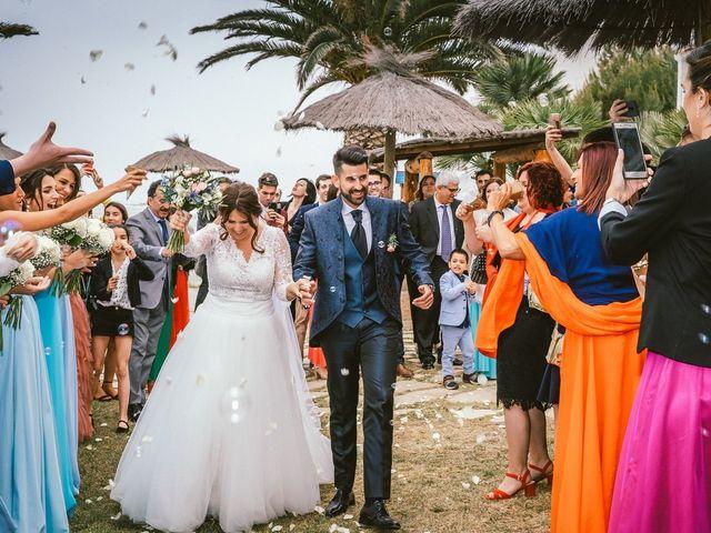 La boda de David y Maria en Vilanova I La Geltru, Barcelona 17