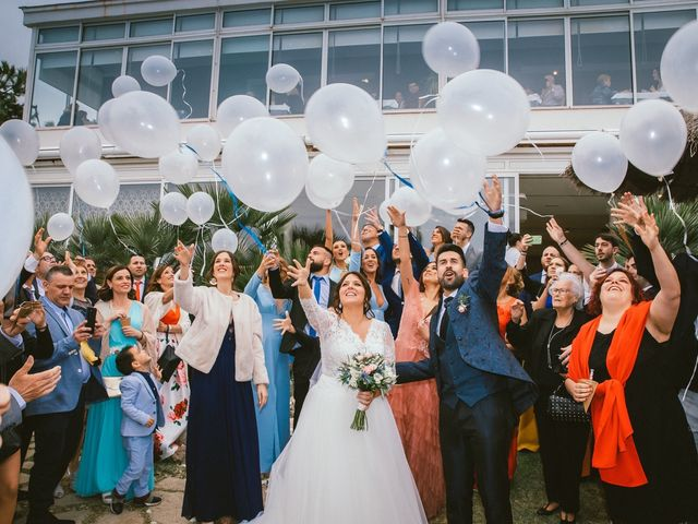 La boda de David y Maria en Vilanova I La Geltru, Barcelona 18