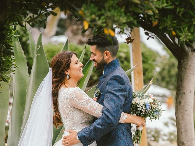 La boda de David y Maria en Vilanova I La Geltru, Barcelona 19