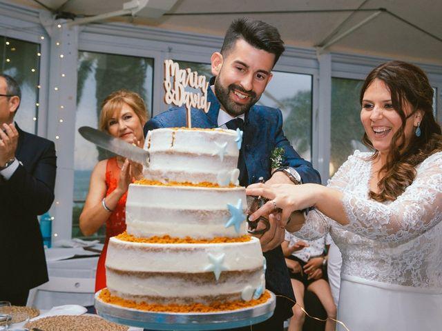 La boda de David y Maria en Vilanova I La Geltru, Barcelona 22