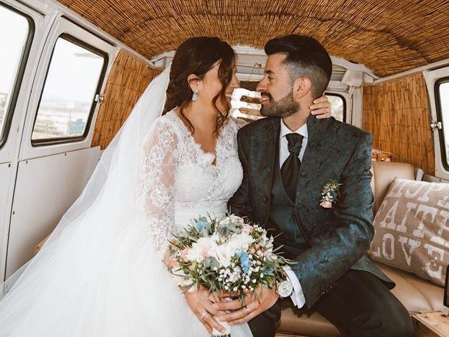 La boda de David y Maria en Vilanova I La Geltru, Barcelona 41