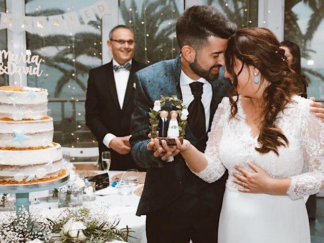 La boda de David y Maria en Vilanova I La Geltru, Barcelona 44