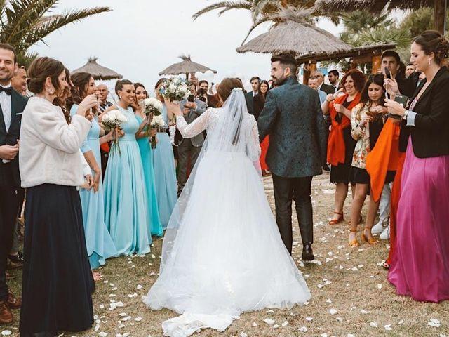 La boda de David y Maria en Vilanova I La Geltru, Barcelona 45