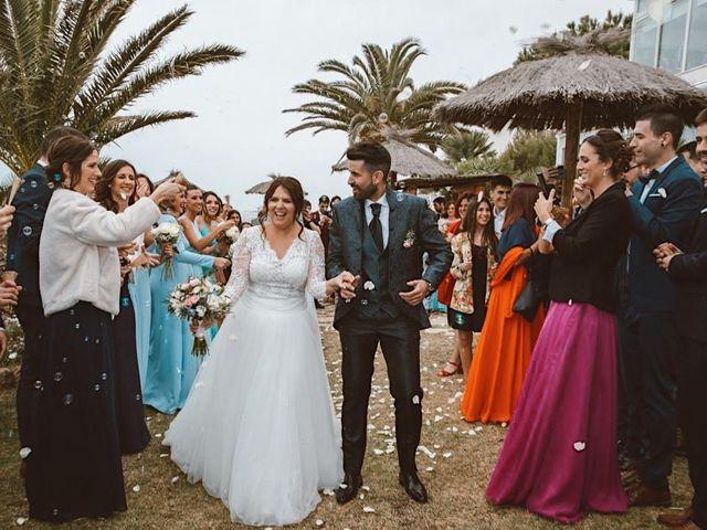 La boda de David y Maria en Vilanova I La Geltru, Barcelona 47
