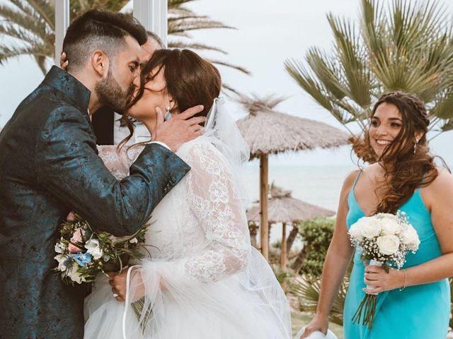 La boda de David y Maria en Vilanova I La Geltru, Barcelona 48
