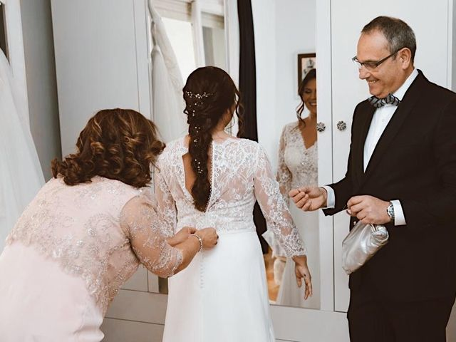 La boda de David y Maria en Vilanova I La Geltru, Barcelona 52