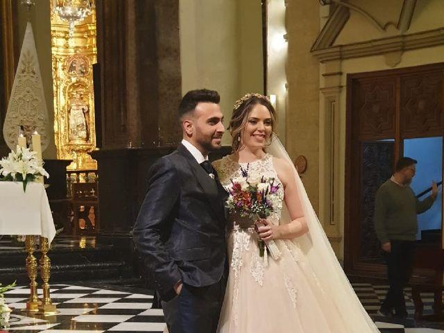 La boda de Pedro y Esther en Jaén, Jaén 1