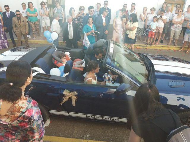 La boda de Miriam y Miguel Angel en Santiago De Alcantara, Cáceres 3