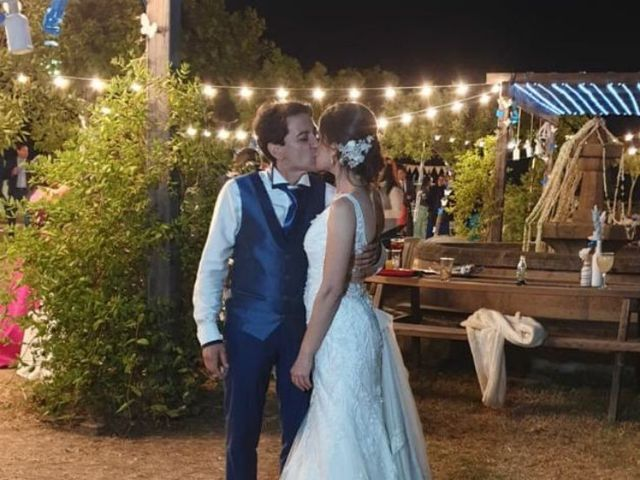 La boda de Miriam y Miguel Angel en Santiago De Alcantara, Cáceres 10