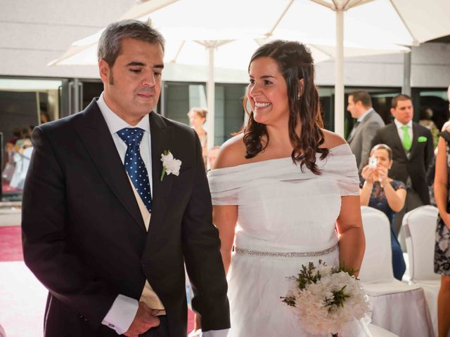 La boda de Carlos y Marta en Pinto, Madrid 1