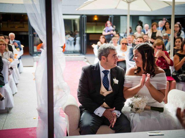La boda de Carlos y Marta en Pinto, Madrid 2