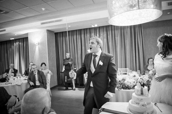 La boda de Carlos y Marta en Pinto, Madrid 11