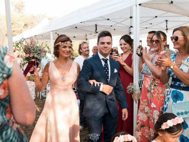 La boda de Alan y Toñi en Orgiva, Granada 1