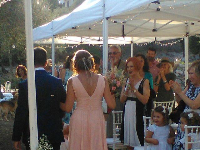 La boda de Alan y Toñi en Orgiva, Granada 7