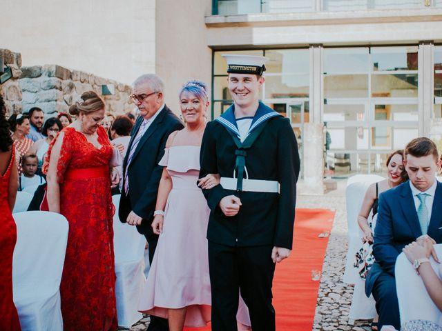La boda de Niall y Lola en Beas De Segura, Jaén 19
