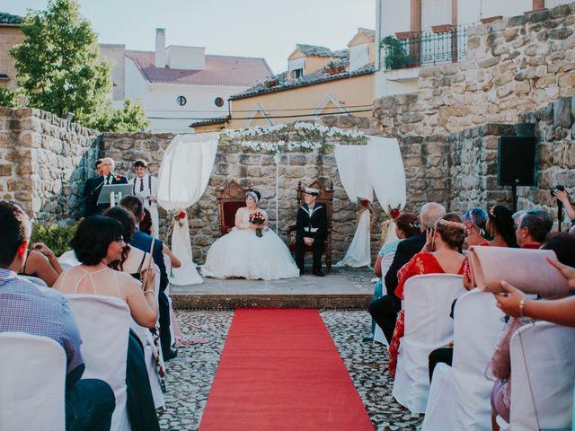 La boda de Niall y Lola en Beas De Segura, Jaén 21
