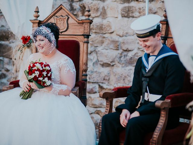 La boda de Niall y Lola en Beas De Segura, Jaén 22