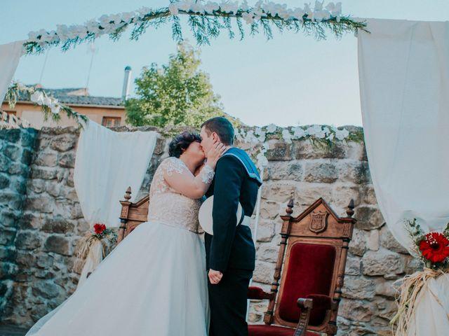La boda de Niall y Lola en Beas De Segura, Jaén 24