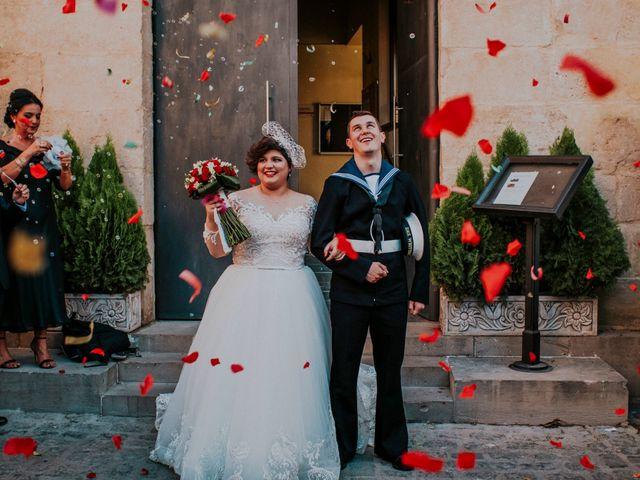 La boda de Niall y Lola en Beas De Segura, Jaén 25